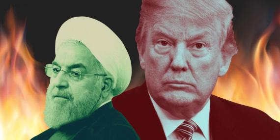 Trump is reportedly considering throwing a $15 billion lifeline to Iran