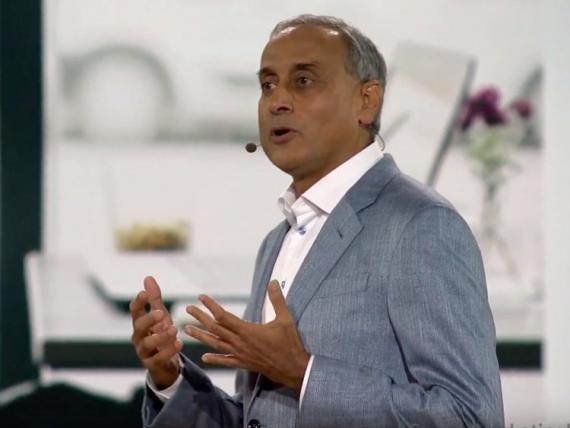 Prabhakar Raghavan, vicepresidente de publicidad y comercio de Google