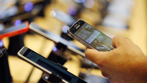 Tienda de móviles