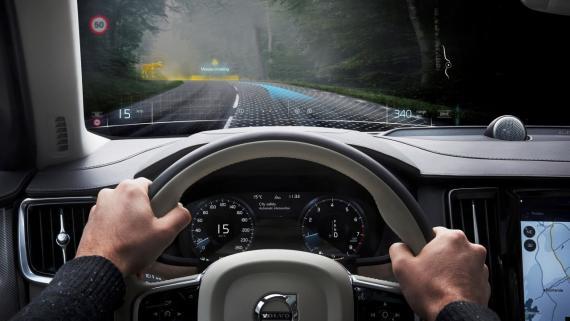 Volvo realidad virtual