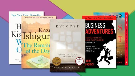 15 libros que los CEO más importantes del mundo recomiendan leer