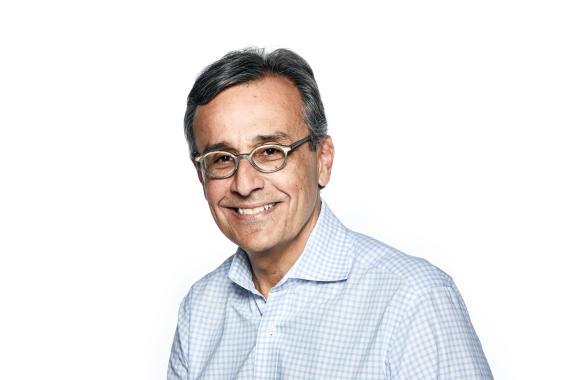 Antonio Lucio, director de marketing de Facebook.