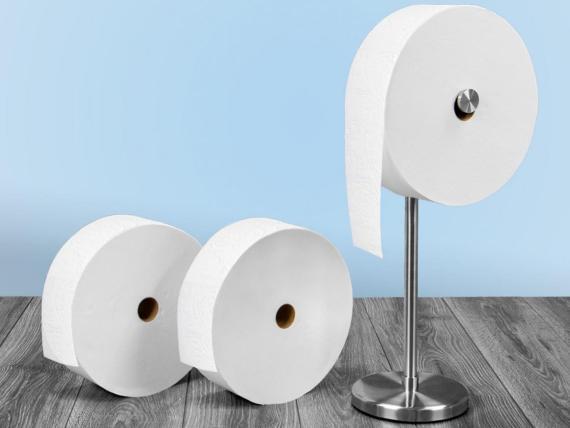 Charmin tiene un nuevo rollo de papel higiénico para personas que viven solas.