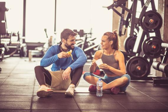 Comer menos es más eficaz que el ejercicio moderado