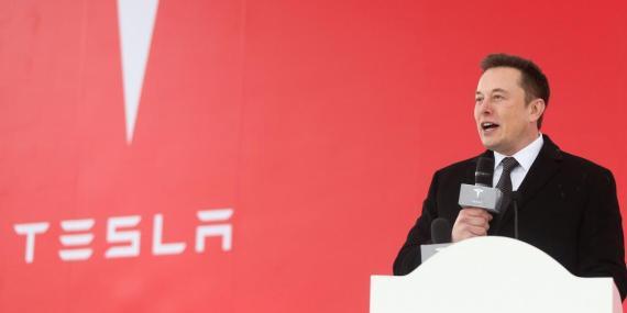 Elon Musk.