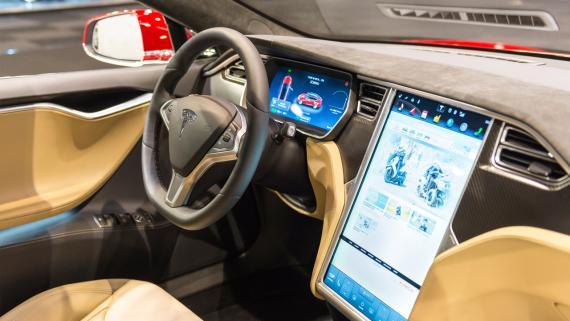 Estos son los modelos de coches eléctricos Tesla disponibles para renting en Amazon