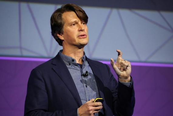 Niantic founder and CEO John Hanke.