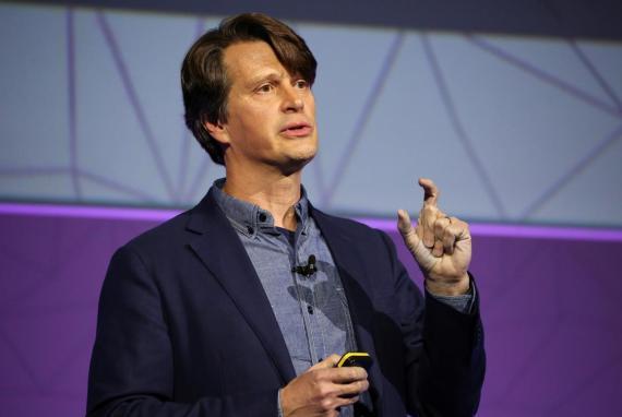 El CEO y cofundador de Niantic John Hanke.
