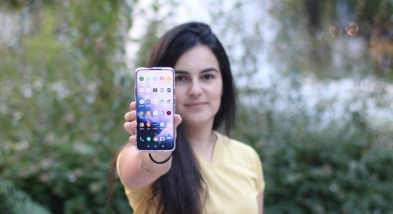 El OnePlus 7 Pro.