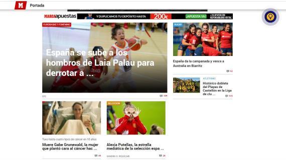 Portada de Marca con la extensión de Chrome SomosNoticia.