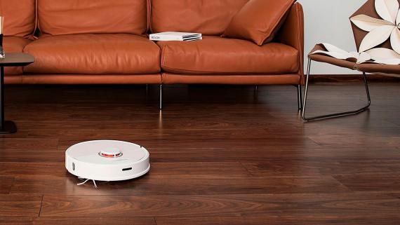 Roborock S6 Mejor robot aspirador para mascotas