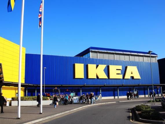 Hay cientos de tiendas de IKEA en todo el mundo.