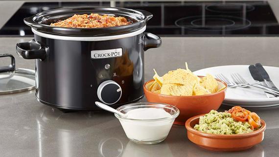 Las 5 ollas crock-pot de cocción lenta con mejores opiniones en Amazon