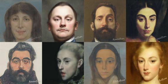AI Portraits