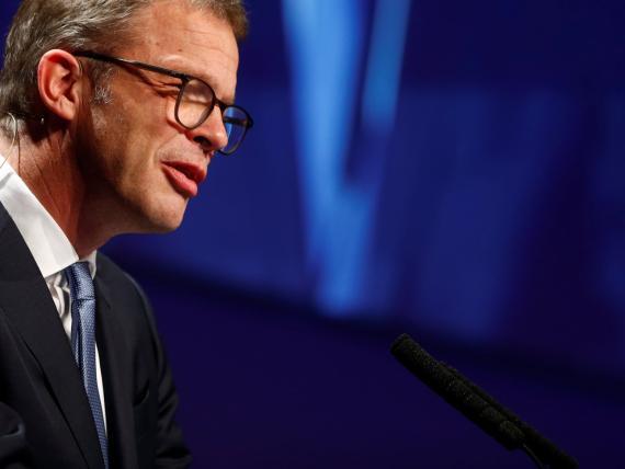 Christian Sewing, CEO de Deutsche Bank