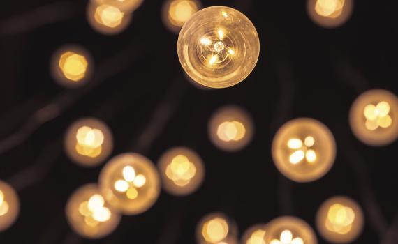 Como ahorrar luz con las bombillas LED