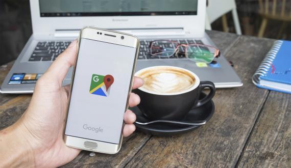 Google Maps en el móvil