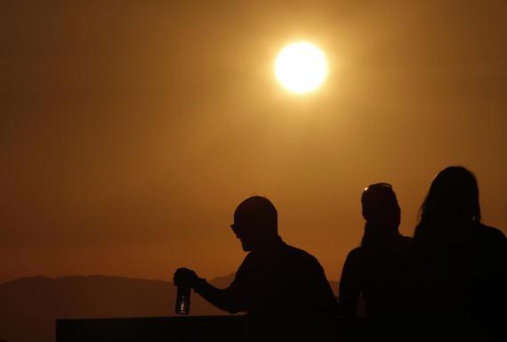 Un segunda ola de calor se cierne sobre Europa.