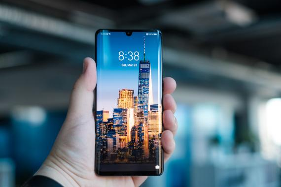 Huawei P30 Pro Nueva York