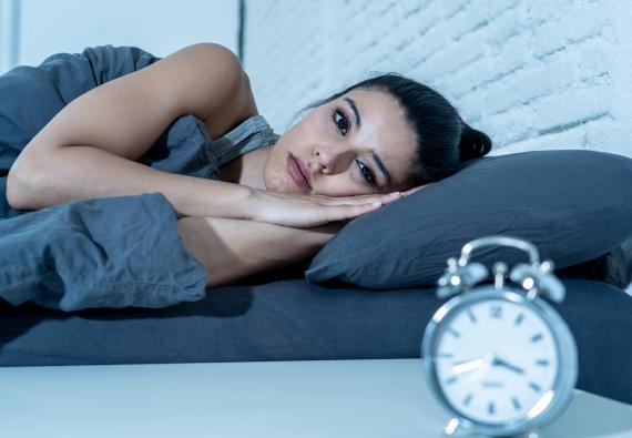 Insomnio, razones por las que no puedes dormir