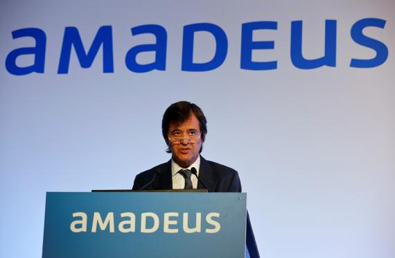 Luis Maroto, CEO de Amadeus IT Holding.