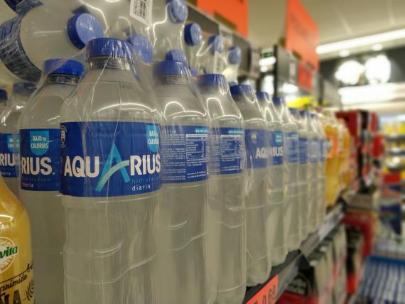 Por qué no tomar Aquarius cuando estás enfermo
