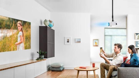 Ofertas Amazon: XuanPad Mini Proyector Multimedia a menos de 60 euros