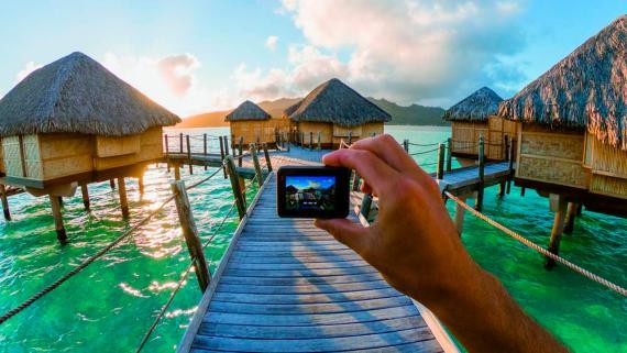 Ofertas del día Amazon: GoPro HERO7 Black 4K rebajada 50 euros