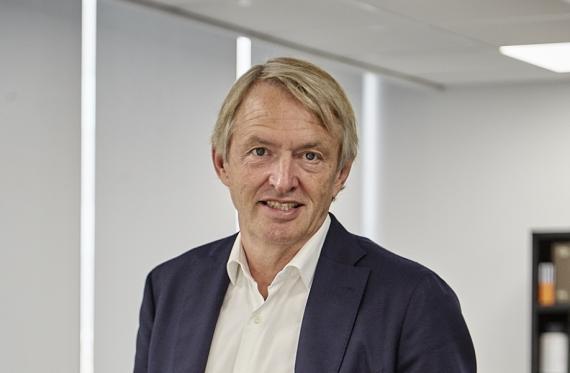 Óscar Pierre, presidente y CEO de aggity, padre del fundador de Glovo.