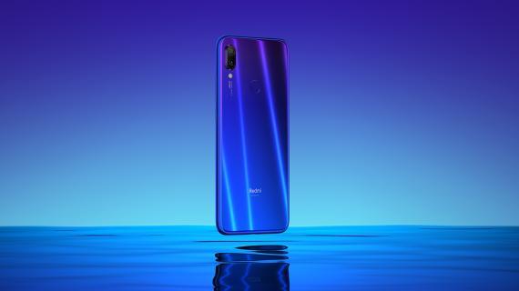 Redmi Note 7 Azul
