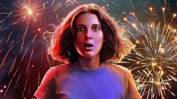 Stranger Things 3 - Eleven (Once)