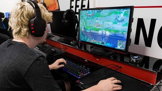 Teclado Gaming al 50% Silver HT Legend