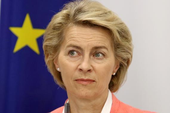 Ursula von der Leyen será la nueva presidenta de la Comisión Europea.