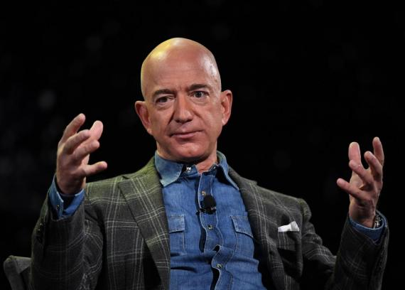 Wall Street is expecting Jeff Bezos and Amazon to once again report strong earnings results on Thursday.