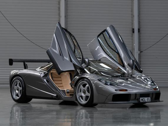 The 1994 McLaren F1 with LM-specifications
