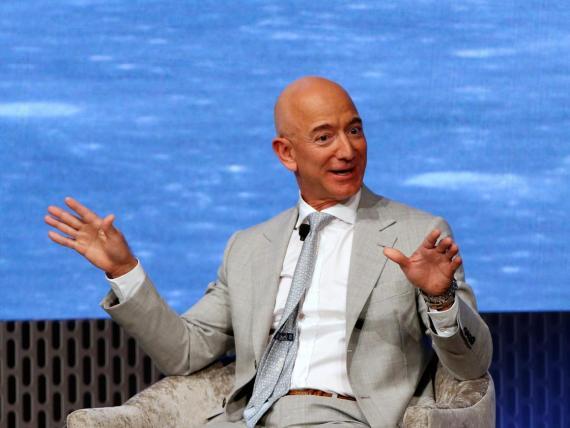 El CEO de Amazon, Jeff Bezos, siempre ha estado obsesionado con la velocidad.