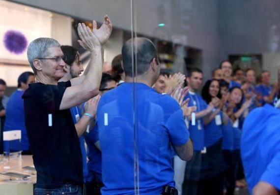 Formar parte de Apple y su cultura