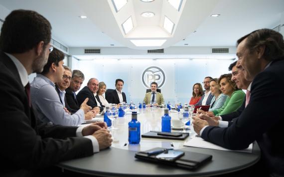 Comité de Dirección del PP.