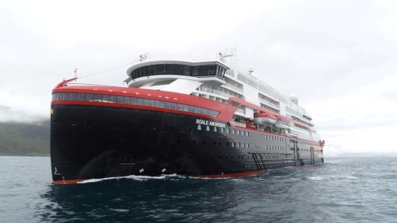 Crucero de Hurtigruten