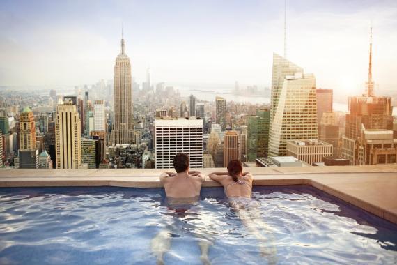 espectaculares hoteles que
