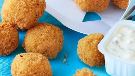 Fish McBites es uno de los muchos artículos de menú de McDonald's que se han retirado.