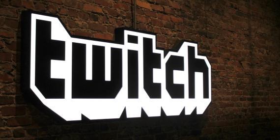 Una foto de la sede central de Twitch en San Francisco.