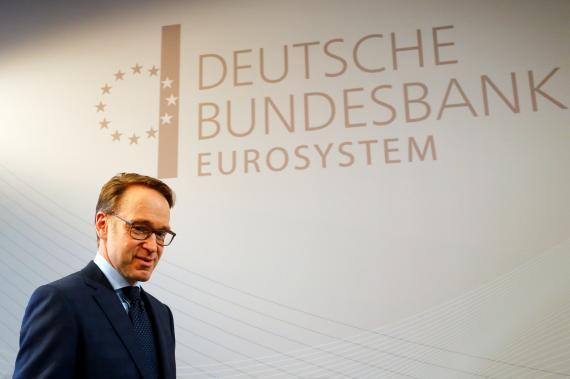 Jens Weidmann, presidente del Bundesbank.