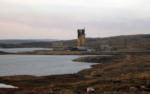 Pozo Superprofundo de Kola (KSDB o SG-3), el agujero más profundo del mundo en Rusia
