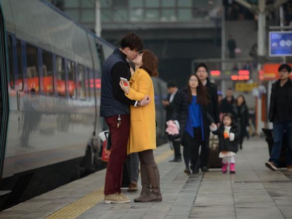 China tiene actualmente el índice más bajo de matrimonios en 11 años.