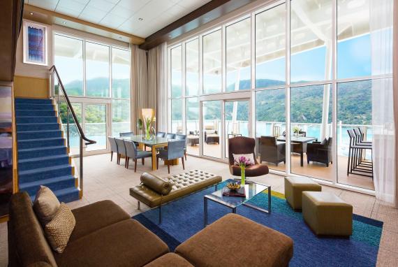 Royal Loft Suite de Royal Caribbean.