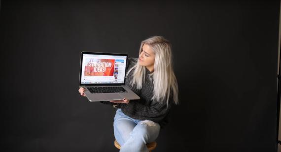 Shelby Church tiene 1,2 millones de suscriptores en YouTube.
