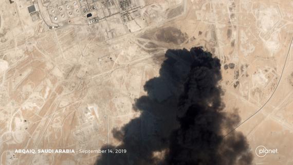 Ataque a las instalaciones de Aramco en Arabia Saudí