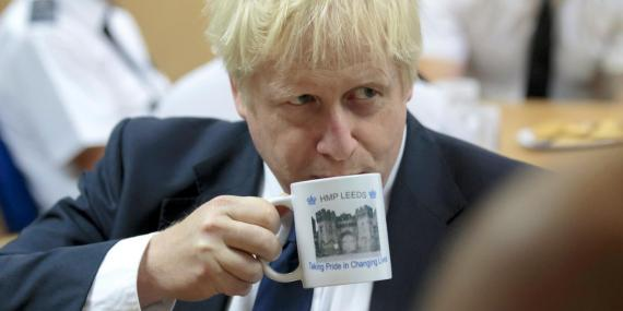 Boris Johnson podría ser destituido