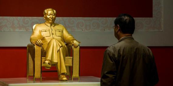 China ha aumentado sus reservas de oro por noveno mes consecutivo.